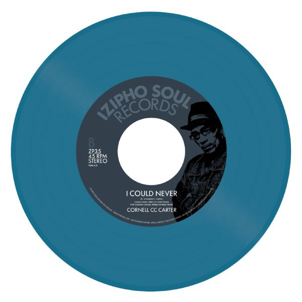 CORNELL CC CARTER - SAY YES / I COULD NEVER